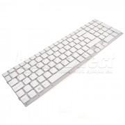 Tastatura Laptop Sony VAIO PCG-91111M alba layout UK + CADOU
