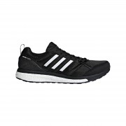 adidas Men's Adizero Tempo 9 Running Shoes - Black - US 9.5/UK 9 - Black