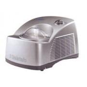 DeLonghi ICK 6000 Eismaschine - Silber