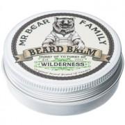 Mr Bear Family Wilderness Bálsamo para a barba 60 ml