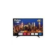 """Tv Led Smart 4k 60"""" Philco Bivolt Ph60d16dsgwn"""