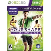 Your Shape Fitness Evolved 2012 XBox360