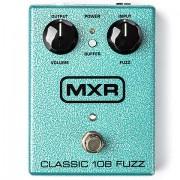 MXR M173 Silicon Fuzz Pedal guitarra eléctrica