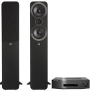 Pachete PROMO STEREO - Q Acoustics - 3050i + Cambridge Audio CXA60 Graphite Grey