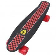 Penny board Ferrari negru Mesuca