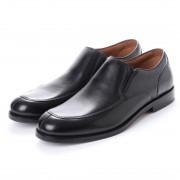 ASBee クラークス Clarks Coling Step Black Lea (ブラック) メンズ