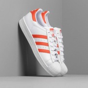 adidas Superstar Footwear White/ Raw Amber/ Footwear White
