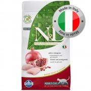 N&D Grain Free Cat Farmina N&D Grain Free Adult Cat Pollo e Melograno - 2 x 5 kg
