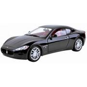 Maserati Gran Turismo, Black - Motormax 79151 - 1/18 Scale Diecast Model Toy Car