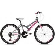 "Capriolo Diavolo 400 bicikl 24""/18 pink 13"" Ht ( 916303-13 )"
