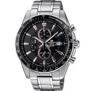 Ceas barbatesc Casio Edifice EF-547D-1A1 Chronograph and Tachymeter Tahimetru Cronogr