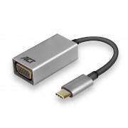 ACT USB C naar VGA adapter Full HD