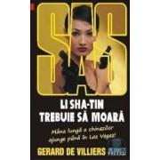 Li Sha-Tin trebuie sa moara - Gerard de Villiers