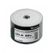 TRAXDATA OPTIČKI MEDIJ CD-R SPINDLE 50 WHITE FULL PRINTABLE 901SP50NOPCPL
