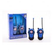 Merkloos Politie walkie talkie voor kinderen