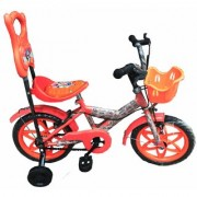 Oh Baby Baby 35.56 Cm (14) bicycle with red color for your kids HDS-GAH-SE-BC-01