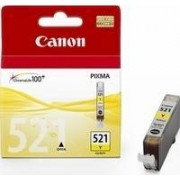 CANON INK CARTRIDGE YELLOW CLI-521Y/2936B001 CANON