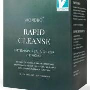 Nordbo Rapid Cleanse 28 kapslar