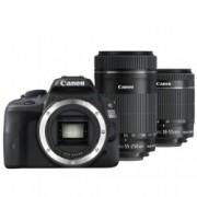 DSLR EOS 750D Double Kit 18- 55mm + 55-250mm Black (AC0592C085AA)