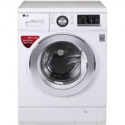 LG 7 Kg Front Loading Fully Automatic Washing Machine (FH2G6HDNL22)