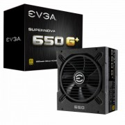 Sursa EVGA SuperNOVA 650 G+ 650W 80 PLUS Gold Full modular 135mm
