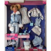 Barbie Fashion Fun Gift Set with 3 Different Outfits