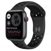 Apple Watch Nike Series 6 GPS + Cellular 44mm Alumínio Cinzento Espacial com Bracelete Nike Sport Antracite/Preto
