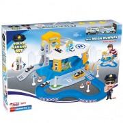 Dede Policijska garaža set za decu (033489)