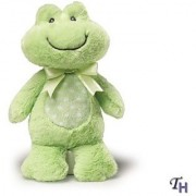 Gund Small Dottersworth Frog With Chime Plush