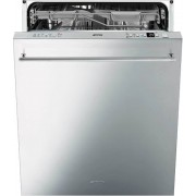 Smeg DI614PSS Built In Fully Integrated Dishwasher - Stainless Steel