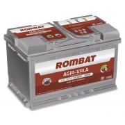 Rombat 12V 92Ah 850A L5 baterie auto AGM VRLA pentru Start Stop