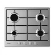Candy CEL6PBRX Acciaio inossidabile Da incasso 59 cm Gas 4 Fornello(i)