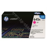 Тонер HP 645A за 5500/5550, Magenta (12K), p/n C9733A - Оригинален HP консуматив - тонер касета