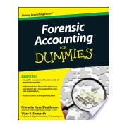 Forensic Accounting For Dummies (Kass-Shraibman Frimette)(Paperback) (9780470889282)