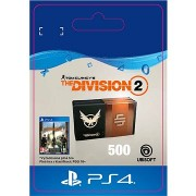 Tom Clancys The Division 2 - 500 Credits - PS4 HU Digital