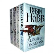 Harper Voyager The Rain Wild Chronicles 4 Books - Adult - Paperback by Robin Hobb