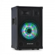 "TL10LED Altoparlante Passivo a 3 Vie RGB-LED 10"" Woofer 500 W Tweeter Horn"