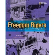 Freedom Riders: John Lewis and Jim Zwerg on the Front Lines of the Civil Rights Movement, Hardcover