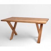 Masa lemn stejar Mavet 160 natur