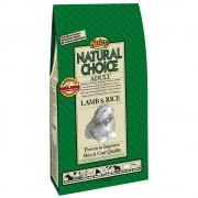 15 kg Nutro Natural Choice Adult Cordero y arroz