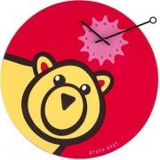 NeXtime Zegar ścienny Bravo Bear