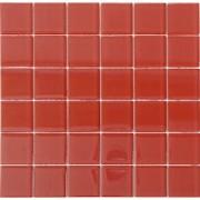 Arredo Kristallmosaik Arredo Blank Röd 30x30 cm