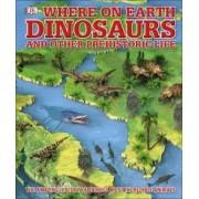Folio Whats Where on Earth Dinosaurs - Chris Barker