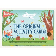 The Original Activity Cards by Milestone - 30 photo cards to capture and remember the first adventures and activities in a baby's life.