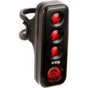 Knog Blinder Road R70 fietsverlichting rode LED zwart