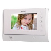 Monitor color 7 inch TFT LCD cu touchscreen WIRELESS cu ANDROID Commax CDV-70OUX