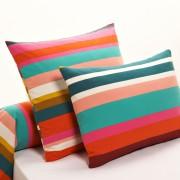 La Redoute Interieurs Fronha de almofada, em algodão, PARAISOlaranja/rosa/turquesa/amarelo- 63 x 63 cm