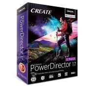 CyberLink PowerDirector 17 Ultimate (elektronikus licenc)
