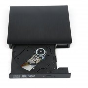 EY 3D Blu-Ray Quemador Jugador Escritor Para PC USB Drive Externo3.0 BD-Negro.