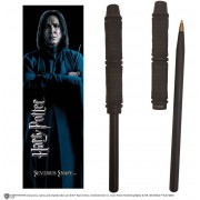 Noble Collection Harry Potter - Snape Pen & Bookmark